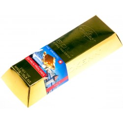 Zlatá cihla mléčná čokoláda Goldkenn 1x300g