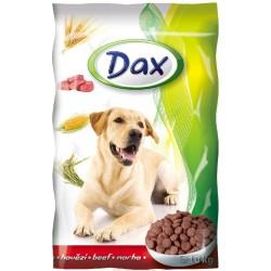 Kompletní krmivo pro dospělé psy s hovězím masem Dax 1x10 kg