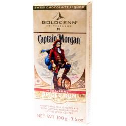 Mléčná čokoláda Captain Morgan Goldkenn 1x100g