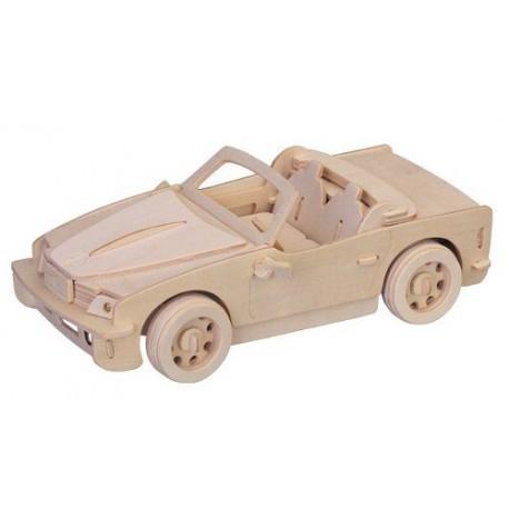 3D puzzle BMW B-740i