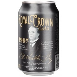 Royal Crown Cola plech 1x330ml