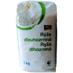 Rýže dlouhozrnná aro 1x1Kg