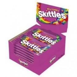 Žvýkací bonbóny - Wild berry - Skittles 14x38g