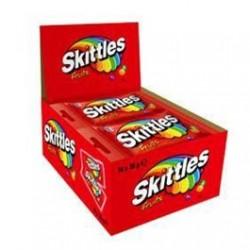 Žvýkací bonbóny - Fruits - Skittles 14x38g