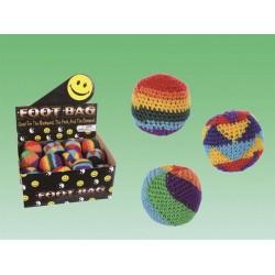 Hakisak - pletený míček