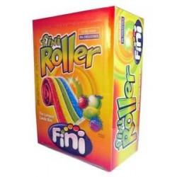 Ovocné kyselé žvýkací role - Fini 40 ks