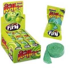 Jablečné kyselé žvýkací role - Fini 40 ks