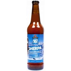 Pivo Permon Sherpa Ipa 16° nepasterizováno, nefiltrováno 1x500ml