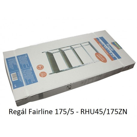 Regál Fairline 5 polic