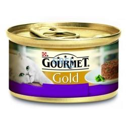 Gourmet Gold - jehně a zelené fazolky - Purina 24x85g