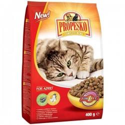Granule pro kočky kuřecí s přidanou zeleninou - PROPESKO 400g