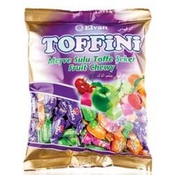 Mix ovocných bonbónů Toffini Toffix - Elvan 1 kg