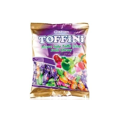 Mix ovocných bonbónů Toffix - Elvan 1 kg