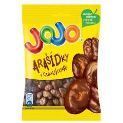 Arašídky v cukru - JoJo 25x80g