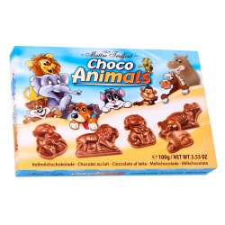 Čokoládová zvířátka Choco Animals - Maître Truffout 100g