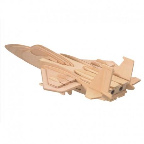3D puzzle F-15 bojové letadlo