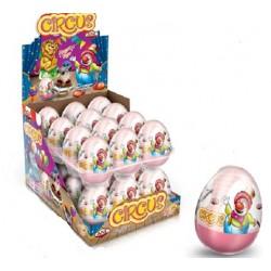 Vajíčko s překvapením Circus 24x25g