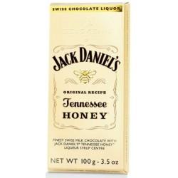 Mléčná čokoláda Jennesse Honey - Jack Daniel´s 100g