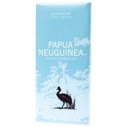 Mléčná čokoláda Papua Neuguinea - Ozeanien 45% 1x100g