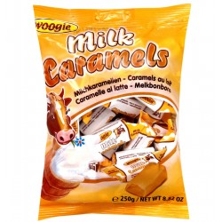 Mléčné karamelové bonbóny - Woogie 1x250