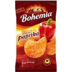 Chipsy delikátní paprika - Bohemia 150g