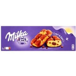 Jemné pečivo s kousky mléčné čokolády - Milka 175g