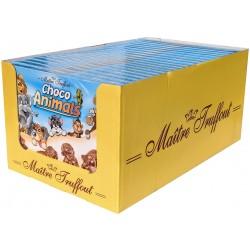 Čokoládová zvířátka Choco Animals - Maître Truffout 22x100g