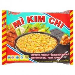 Instantní vepřová polévka - MÍ KIM CHI 75 g