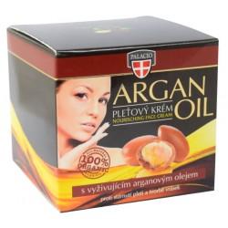 Pleťový krém s arganovým olejem - Palacio 50ml