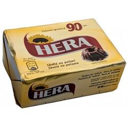 Hera rostlinný roztíratelný tuk (72%) na pečení 1x250g