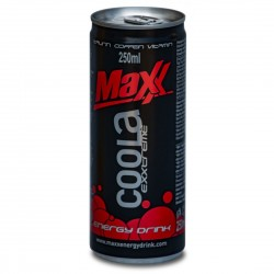 Energetický nápoj Coola Exxtreme - MAXX 24x250ml