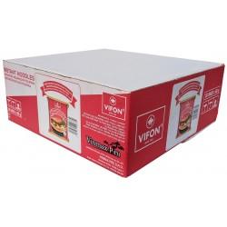 Instantní nudlová polévka s příchutí kuřecí kari Vifon 30x60g