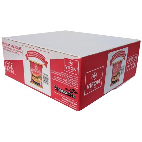 Instantní nudlová polévka - kuřecí kari - Vifon