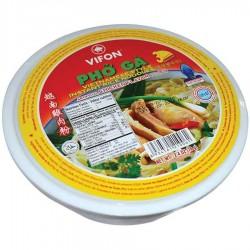 Instantní rýžová polévka s kuřecí příchutí - Vifon 70g