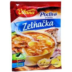 Poctivá polévka zelňačka - Vitana 84 g