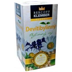 Bylinný čaj devítibylinný Bercoff Klember Herbal tea story 1x(20x1,5g) 30g