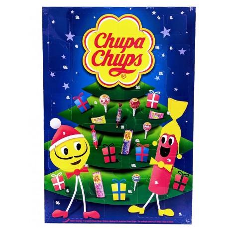 Adventní kalendář - Chupa Chups 184g