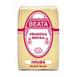 Pšeničná mouka - Hrubá - Beata 1 kg