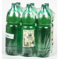 Královský hrozen bílé víno 6x2L PET