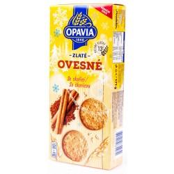 Ovesné skořicové sušenky - Opavia 171g