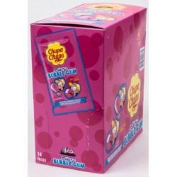 Žvýkačka Bubble Tutti Frutti- Chupa Chups 14x11g