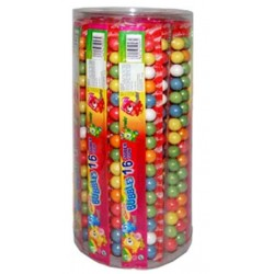 Balónkové žvýkačky lišta - Jamboree 40x16x2,5g