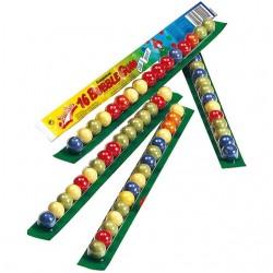 Balónkové žvýkačky lišta - Jamboree 16x2,5g