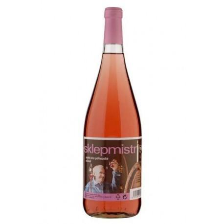 Původní Sklepmistr Rosé 1x1 litr