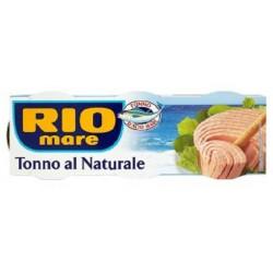 Tuňák ve vlastní šťávě - Rio Mare 3x80g