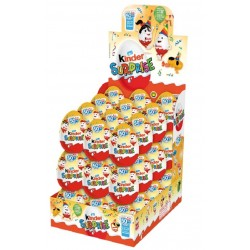 Kinder Surprise - vajíčko s překvapením Šťastný Nový Rok 36x20g