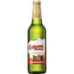 Budweiser Budvar B:Original Světlý ležák vratná láhev 12 1x0,5l