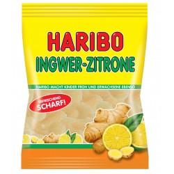 Bonbóny zázvor s citrónem - Haribo 175g
