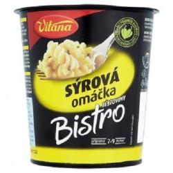 Sýrová omáčka s těstovinami Bistro Vitana 1x72g