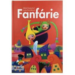 Fanfárie pohádková knížka